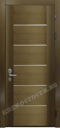 Входная Элитная дверь-182 — 1 фото
