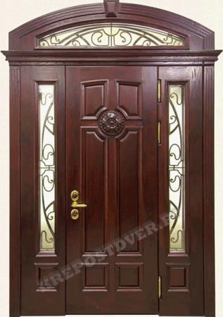 Входная Элитная дверь-183 — 1 фото