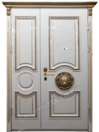 Входная Элитная дверь-184 — 1 фото
