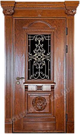 Входная Элитная дверь-185 — 1 фото