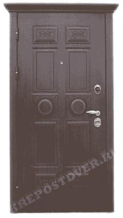 Входная Элитная дверь-186 — 1 фото