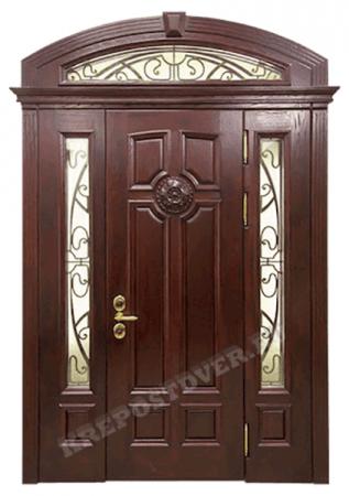 Входная Элитная дверь-188 — 1 фото