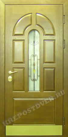 Входная Элитная дверь-11 — 1 фото