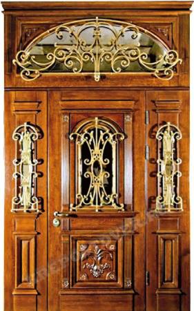 Входная Элитная дверь-200 — 1 фото