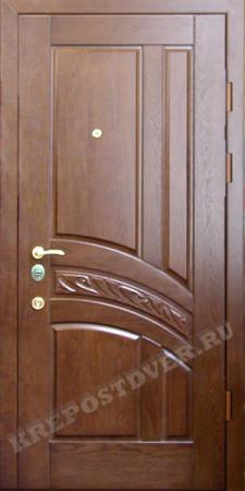 Входная Элитная дверь-12 — 1 фото