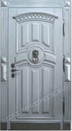 Входная Элитная дверь-203 — 1 фото