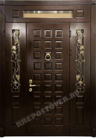 Входная Элитная дверь-204 — 1 фото