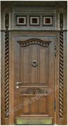 Входная Элитная дверь-207