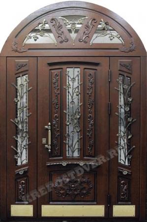 Входная Элитная дверь-208-Т — 1 фото