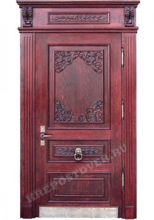 Входная Элитная дверь-210 — 1 фото