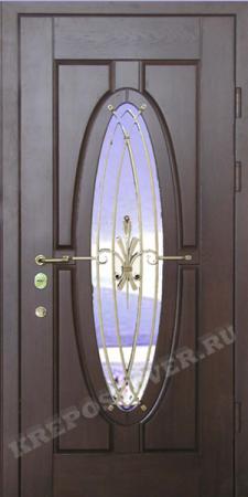 Входная Элитная дверь-13 — 1 фото