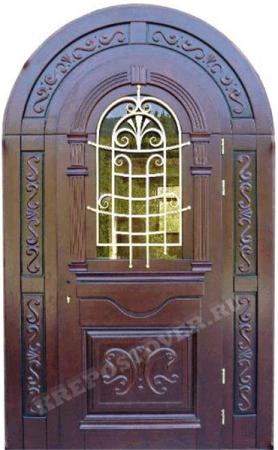 Входная Элитная дверь-211 — 1 фото