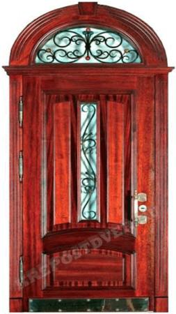 Входная Элитная дверь-212 — 1 фото