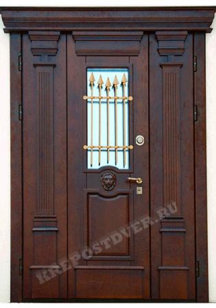 Входная Элитная дверь-213 — 1 фото