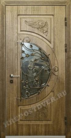 Входная Элитная дверь-214 — 1 фото