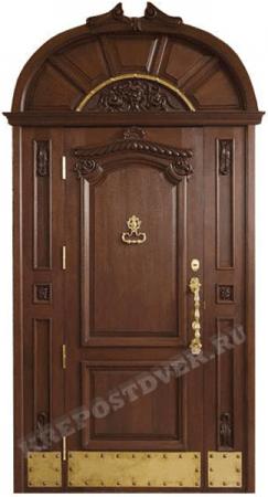 Входная Элитная дверь-215-Т — 1 фото