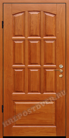 Входная Элитная дверь-14 — 1 фото