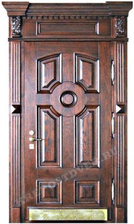 Входная Элитная дверь-221 — 1 фото