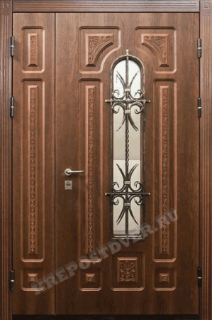 Входная Элитная дверь-225 — 1 фото