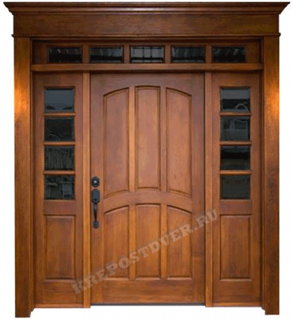 Входная Элитная дверь-226 — 1 фото