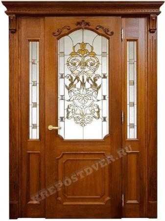 Входная Элитная дверь-228 — 1 фото