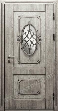 Входная Элитная дверь-229-Т — 1 фото