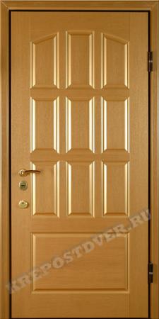 Входная Элитная дверь-15 — 1 фото