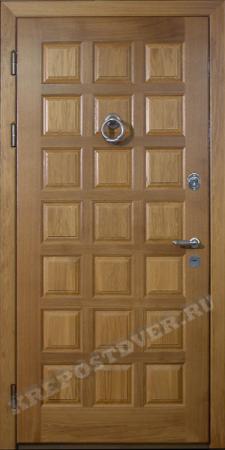 Входная Элитная дверь-16 — 1 фото