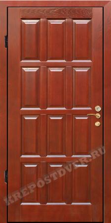Входная Элитная дверь-17 — 1 фото