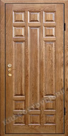 Входная Элитная дверь-20 — 1 фото