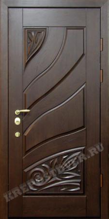 Входная Элитная дверь-26 — 1 фото