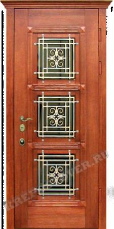 Входная Элитная дверь-29 — 1 фото