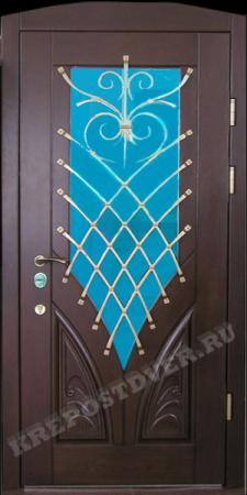 Входная Элитная дверь-30 — 1 фото