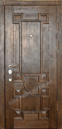 Входная Элитная дверь-34 — 1 фото