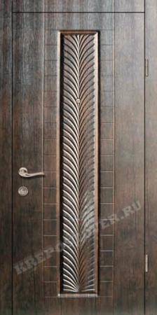 Входная Элитная дверь-40 — 1 фото