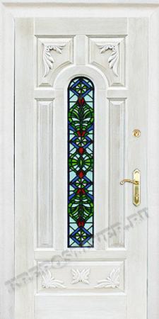 Входная Элитная дверь-1 — 1 фото