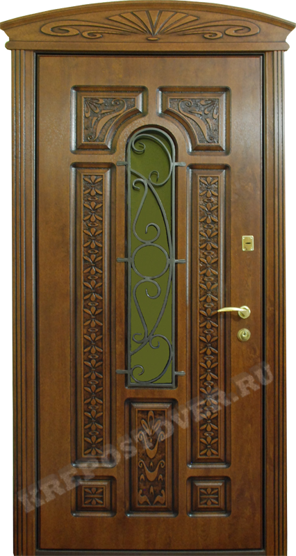 двери входные массив для коттеджа