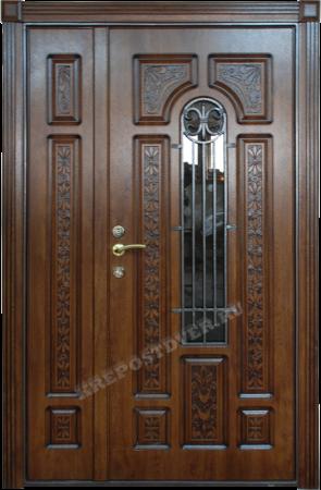 Входная Элитная дверь-42 — 1 фото