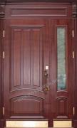 Входная Элитная дверь-45 из массива