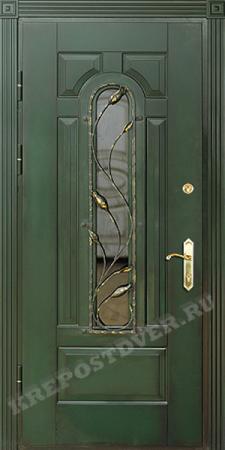 Входная Элитная дверь-2 — 1 фото