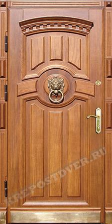 Входная Элитная дверь-56 — 1 фото