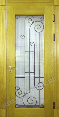 Входная Элитная дверь-58 — 1 фото