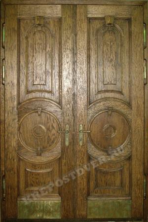 Входная Элитная дверь-74 — 1 фото