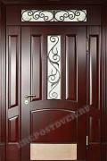 Входная Элитная дверь-75-Т