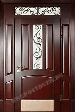 Входная Элитная дверь-75-Т — 1 фото