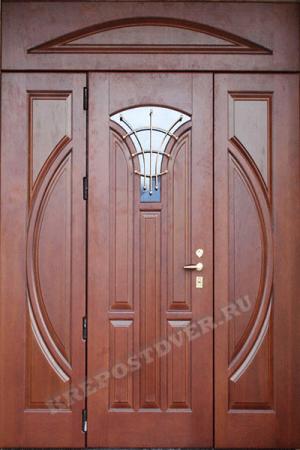 Входная Элитная дверь-76 — 1 фото