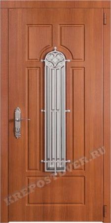 Входная Элитная дверь-79 — 1 фото