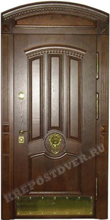 Входная Элитная дверь-80 — 1 фото
