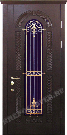 Входная Элитная дверь-85 — 1 фото