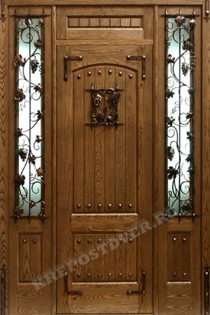 Входная Элитная дверь-87 — 1 фото